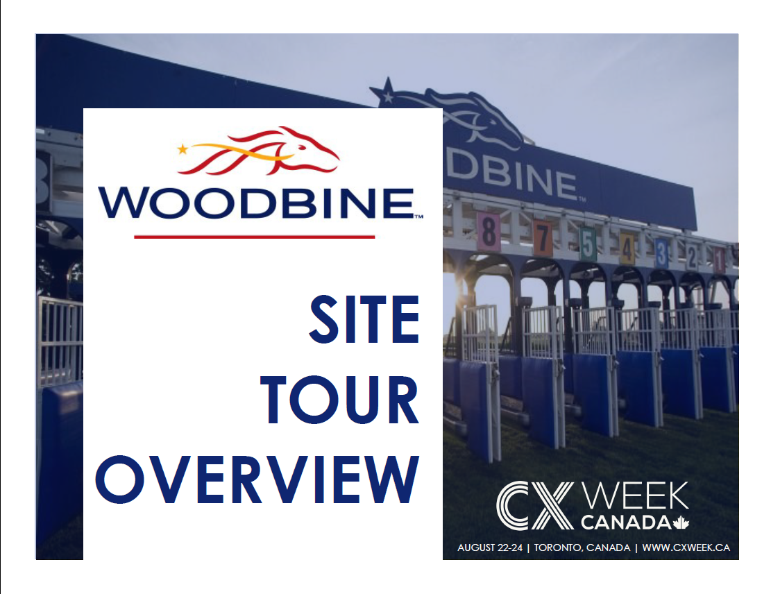Woodbine Racetrack Site Tour