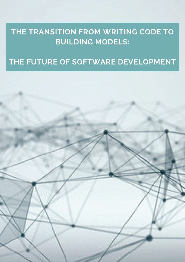 Report on the Transition for Writing Code to Building Models
