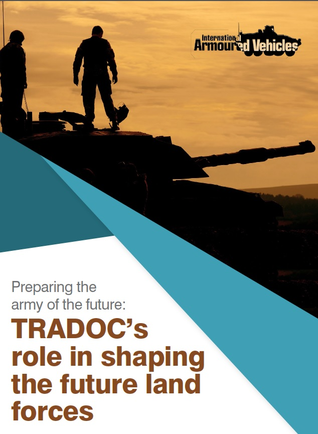 Preparing the army of the future: TRADOC's role in shaping the future land forces