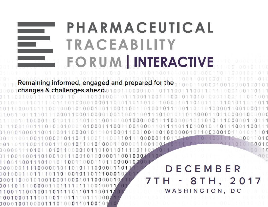 Pharmaceutical Traceability Forum - Agenda