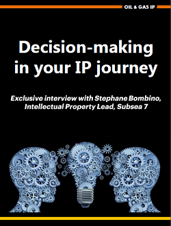 Decision-making in your IP journey