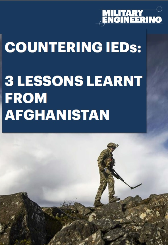 Countering IEDs: 3 lessons learnt from Afghanistan
