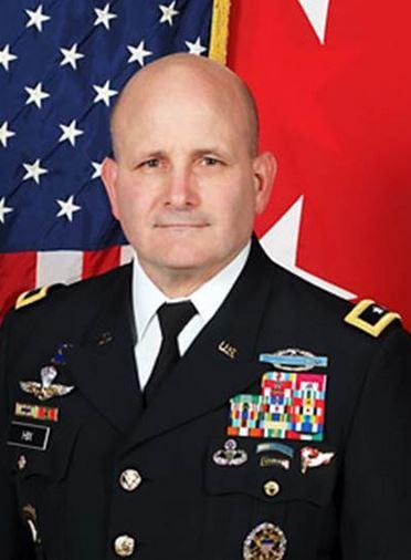 Major General William Hix