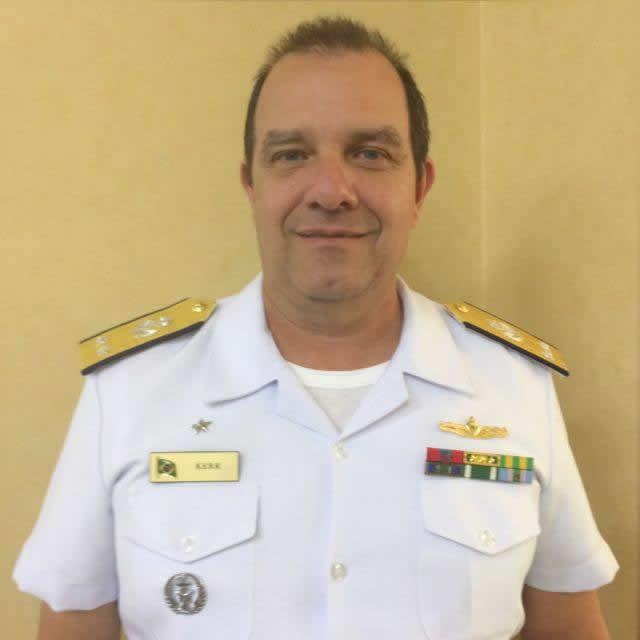 Rear Admiral Gilberto  Santos Kerr
