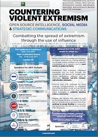 Download the Countering Violent Extremism 2017 Agenda