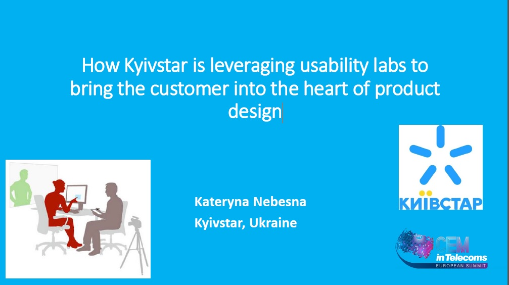 How Kyivstaris leveraging usability labs to bring the customer into the heart of product design