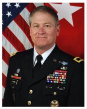 Major General Brian  Cummings
