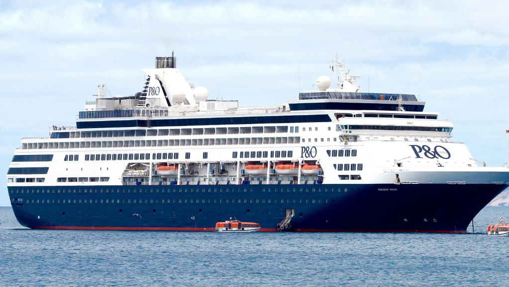 Townsville's lucrative cruise market off to a flying start