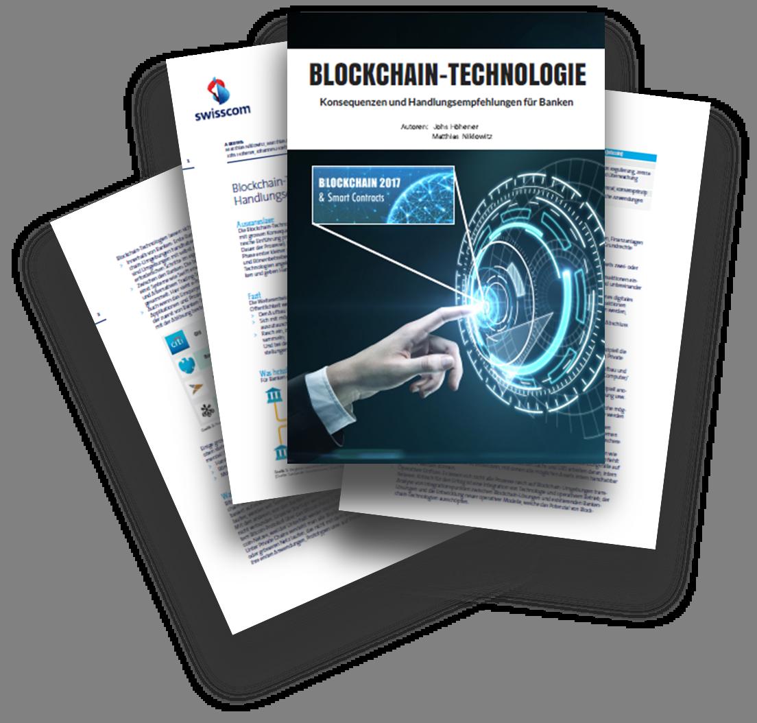 Blockchain-Technologie - Konsequenzen und Handlungsempfehlungen für Banken