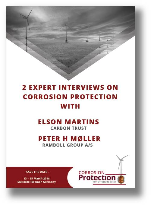 Interviews on corrosion protection with Carbon Trust and Ramboll Group