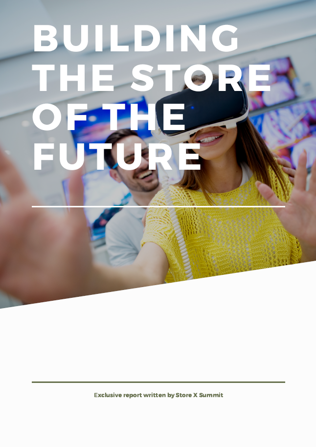 Report on Building the Store of the Future