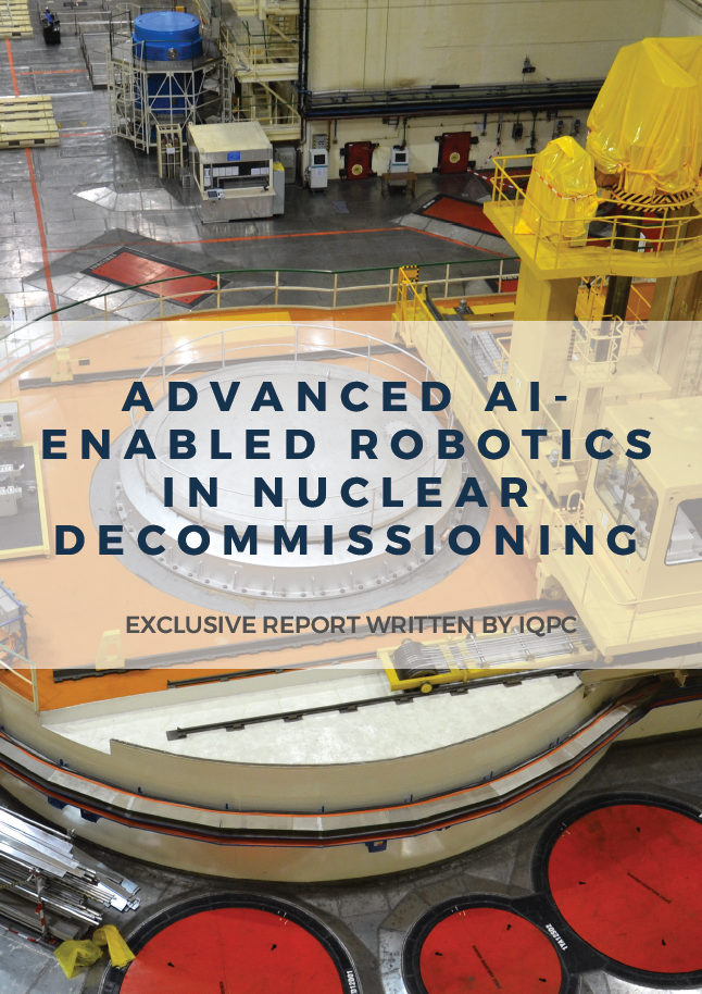 Report on Advanced AI-Enabled Robotics in Nuclear Decommissioning