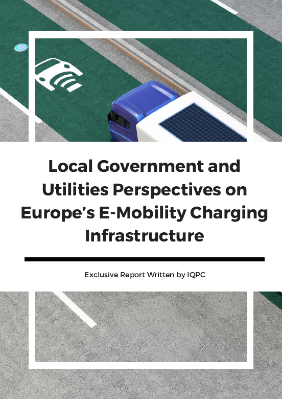 Report on Local Government and Utilities Perspectives on Europes E-Mobility Charging Infrastructure