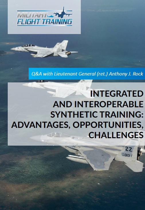 Integrated and interoperable synthetic training: Advantages, opportunities, challenges