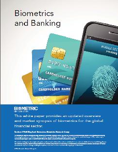 Biometrics and Banking Market Synopsis