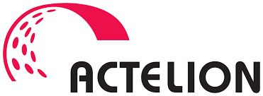 Actelion Pharmaceuticals- Johnson & Johnson Logo