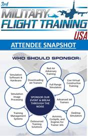 Military Flight Training Attendee Snapshot