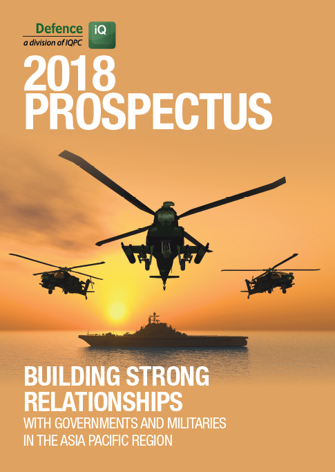 Maritime Security and Coastal Surveillance Indonesia 2018 Brochure Sponsorship Prospectus