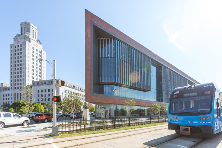 Sneak Peek: Rutgers University-Camden to show off 107,000 square foot high-tech building