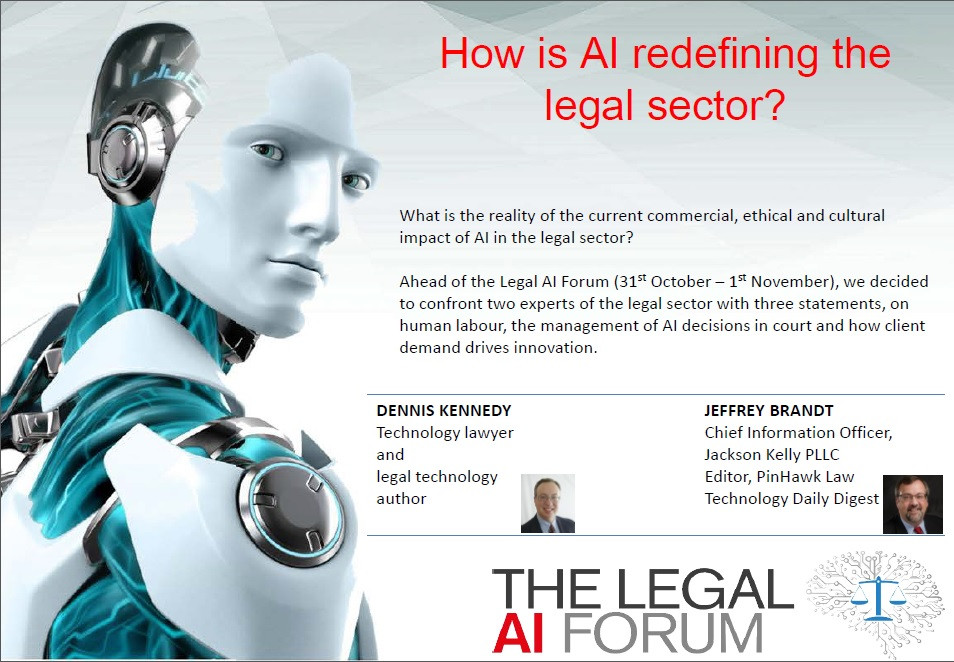 How is AI redefining the Legal Sector?