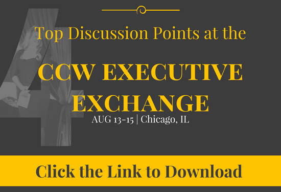 Top 4 Discussion Points at the CCW Exchange