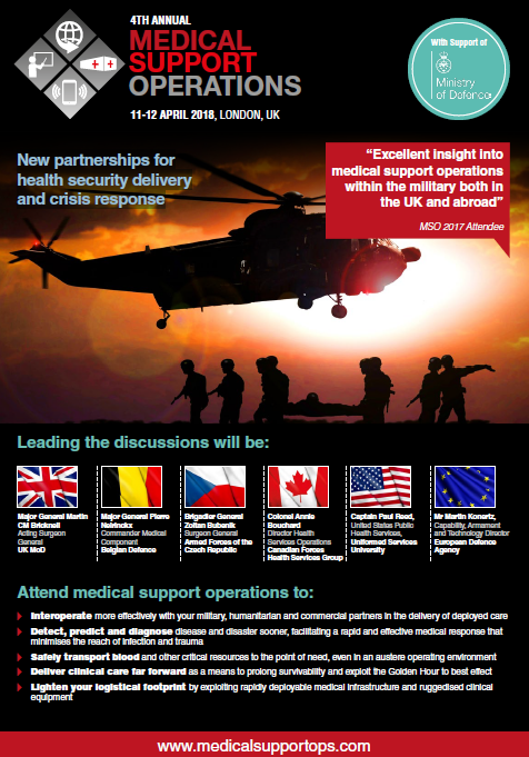 Medical Support Operations - On-Site Agenda