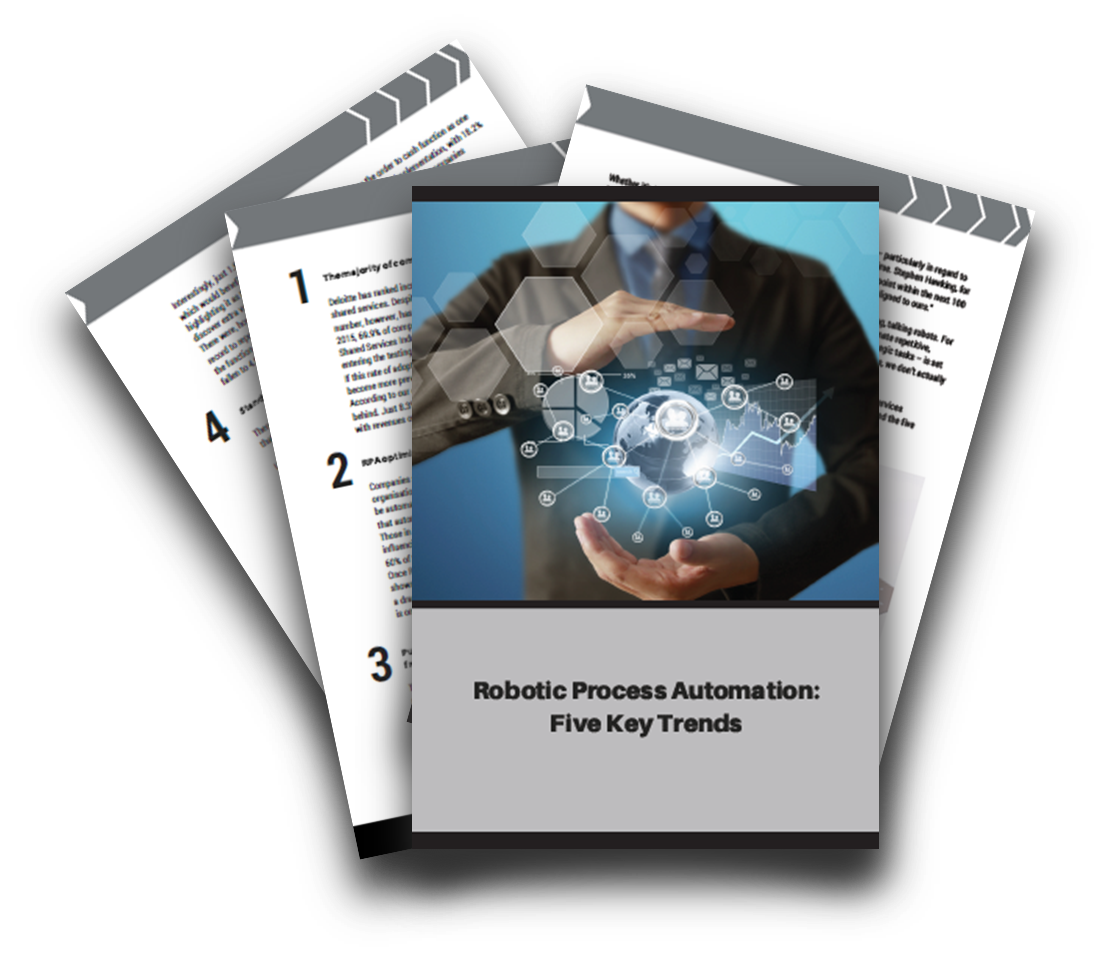 RPA - Five Key Trends