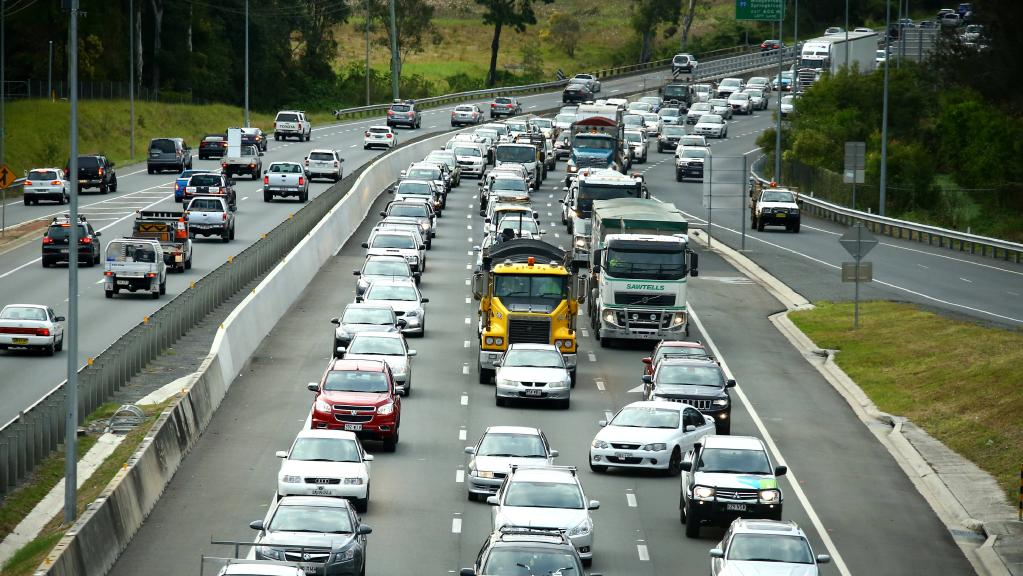 Inner-west traffic to worsen up to 300 per cent due to WestConnex, study shows