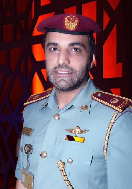 Major Dr. Hamad Khalifa Al Nuaimi