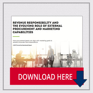 Revenue Responsibility and the Evolving Role of External Procurement and Marketing Capabilities