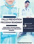 8 Step Falls Prevention Program Roadmap