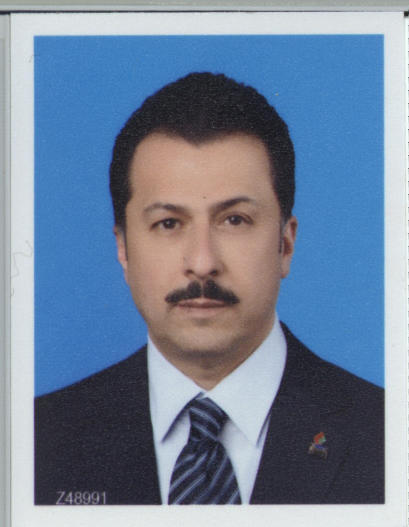 Mr. Ahmad Ismail Dashti