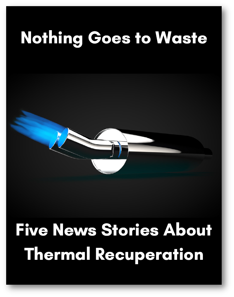 Thermal Recuperation - Top 5 News