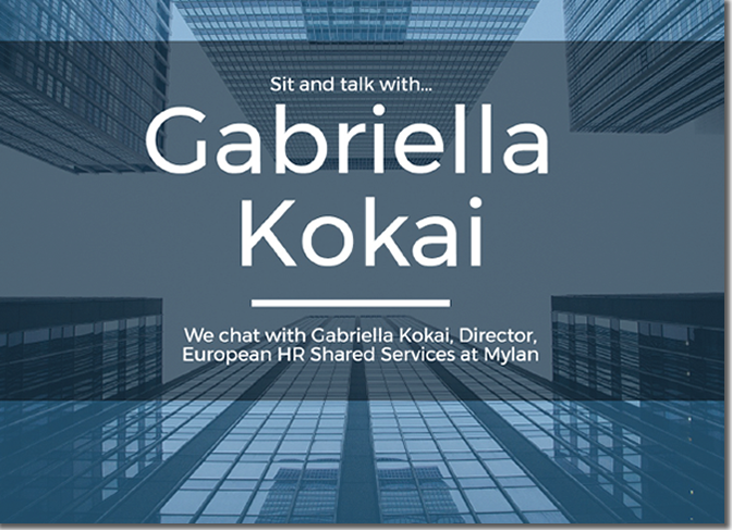 Sit and Talk with Gabriella Kokai
