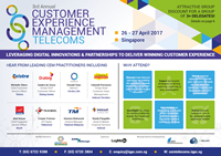 3rd Annual CEM Telecoms Asia Summit Brochure