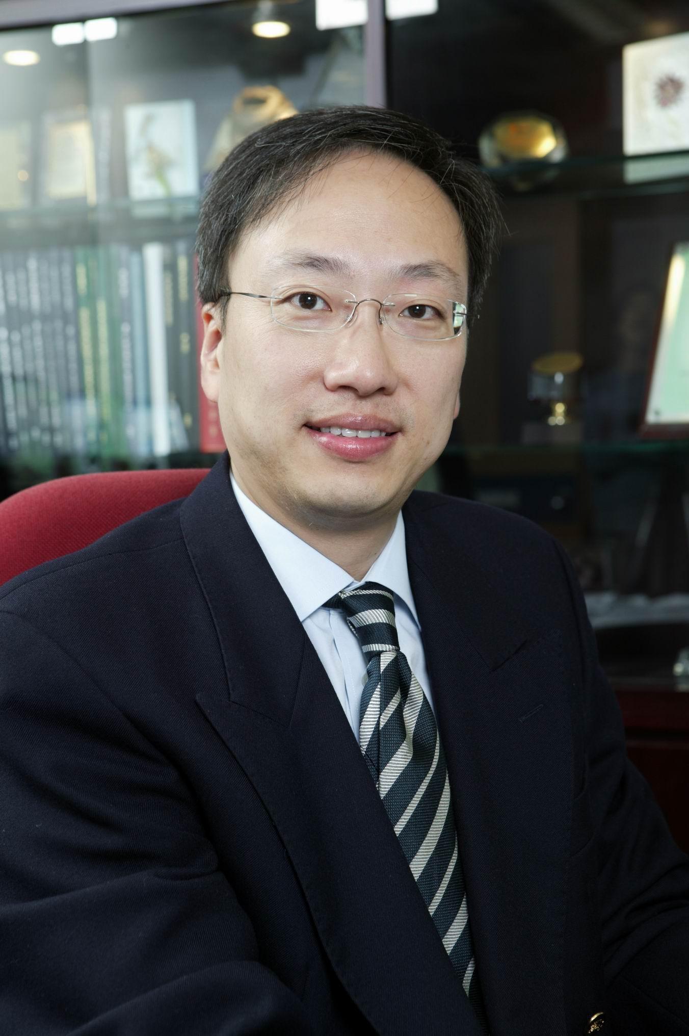 Professor  Chetwyn  Chan