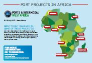 Interactive Map - Port Projects in Africa