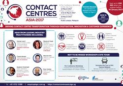 BROCHURE: Contact Centres Asia 2017
