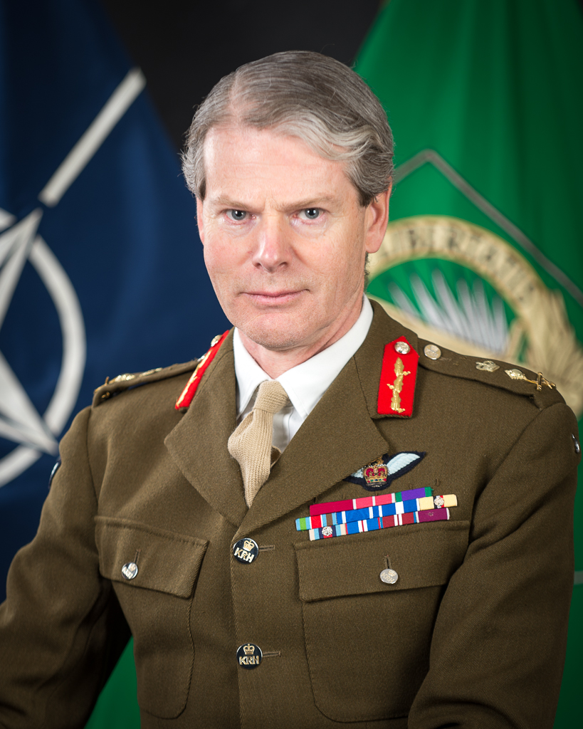 General Sir Adrian Bradshaw, KCB, OBE,