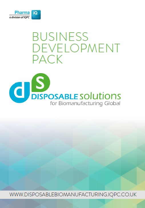 Disposable Solutions Business Development Pack