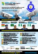 West Africa National Security Conference - Agenda