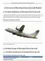 Global Maritime Patrol Aircraft Market Analysis & Forecast Report 2017-2022