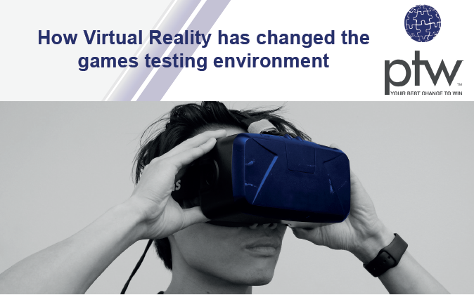 How Virtual Reality has changed the games testing environment: Pole to Win explores
