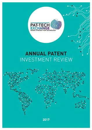 Pat-Tech Exchange Annual Patent Investment Review 2017