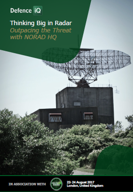 Thinking Big in Radar, Outpacing the Threat with NORAD HQ