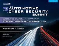 Automotive Cyber Security Agenda 2017