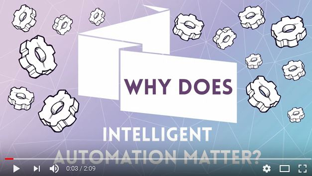 Why Does Intelligent Automation Matter?