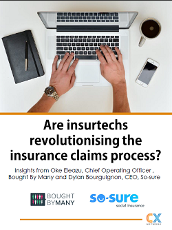 Are insurtechs revolutionising the insurance claims process?