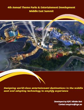 4th Theme Parks Entertainment and Development Forum – Agenda Preview