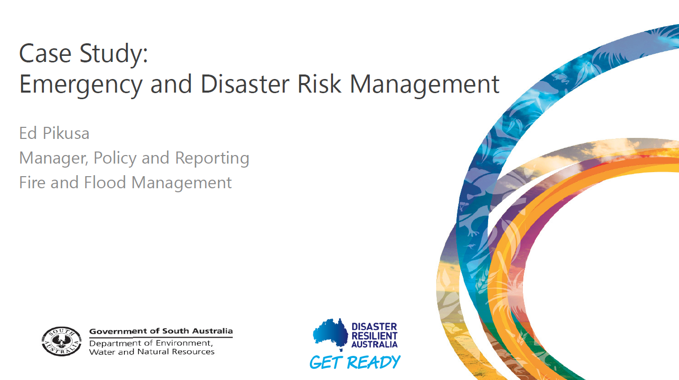 Enhancing Resilience and Response in Emergency and Disaster Risk Management